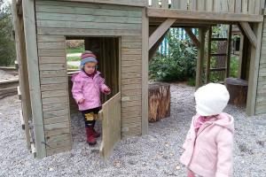 Kindertagesbetreuung-Draussen