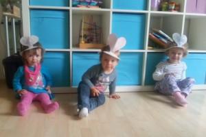 Kinderpflege-Spielzeit