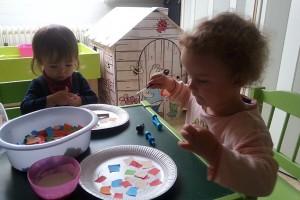 Kindertagesbetreuung-Konstanz-Basteln