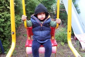 Schaukeln-Kindertagespflege