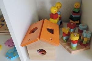 Tagesmutter-Konstanz-Holzspielzeug